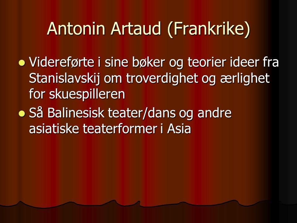 Antonin Artaud (Frankrike)