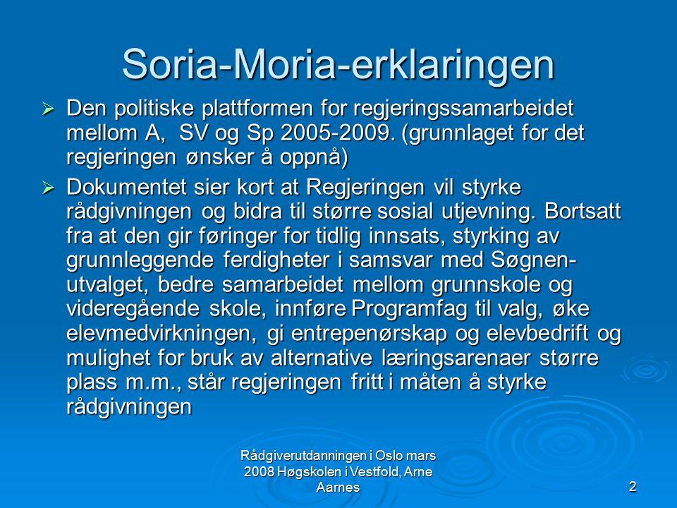 Soria-Moria-erklaringen