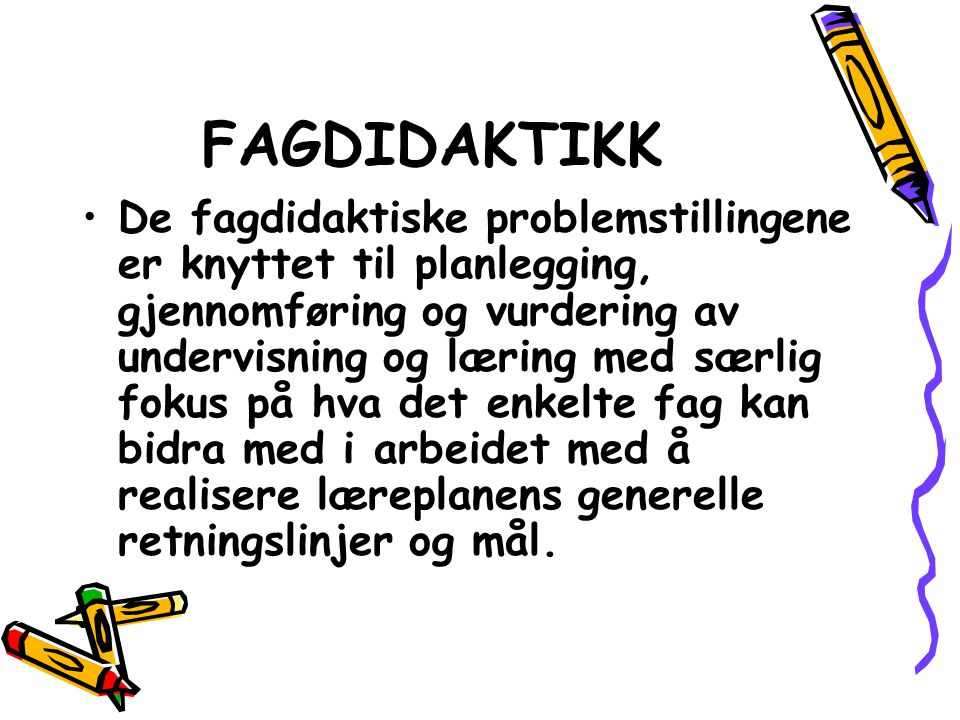 FAGDIDAKTIKK