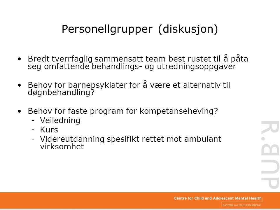 Personellgrupper (diskusjon)