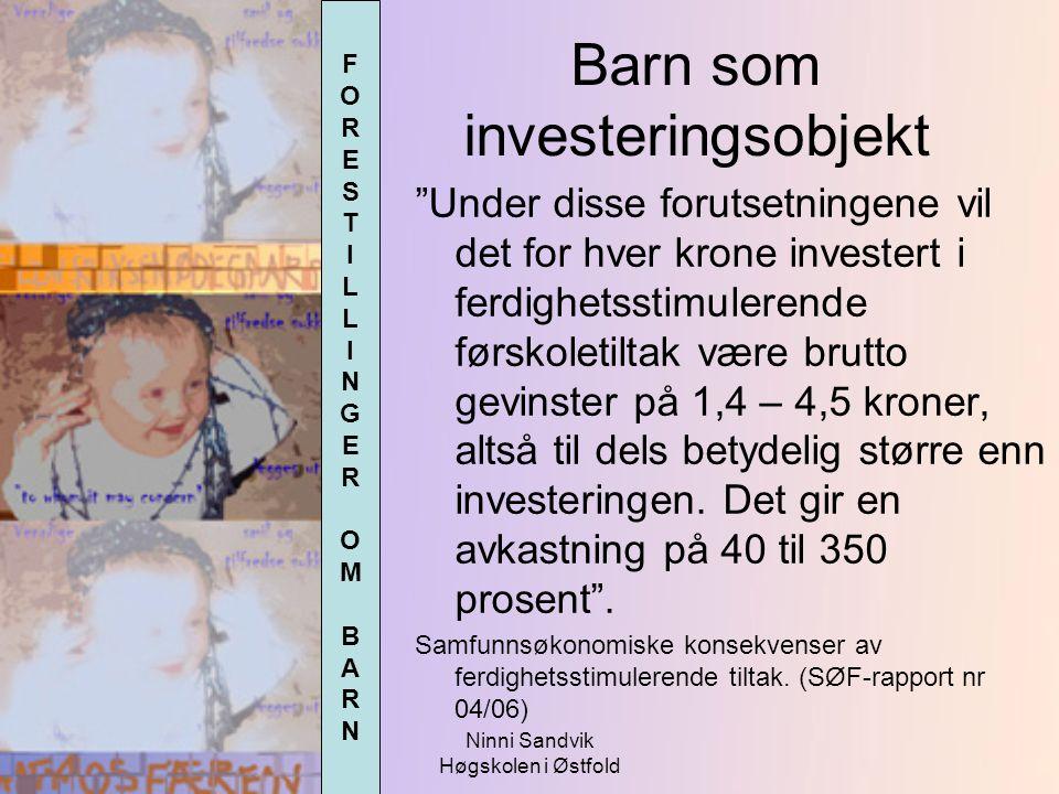 Barn som investeringsobjekt