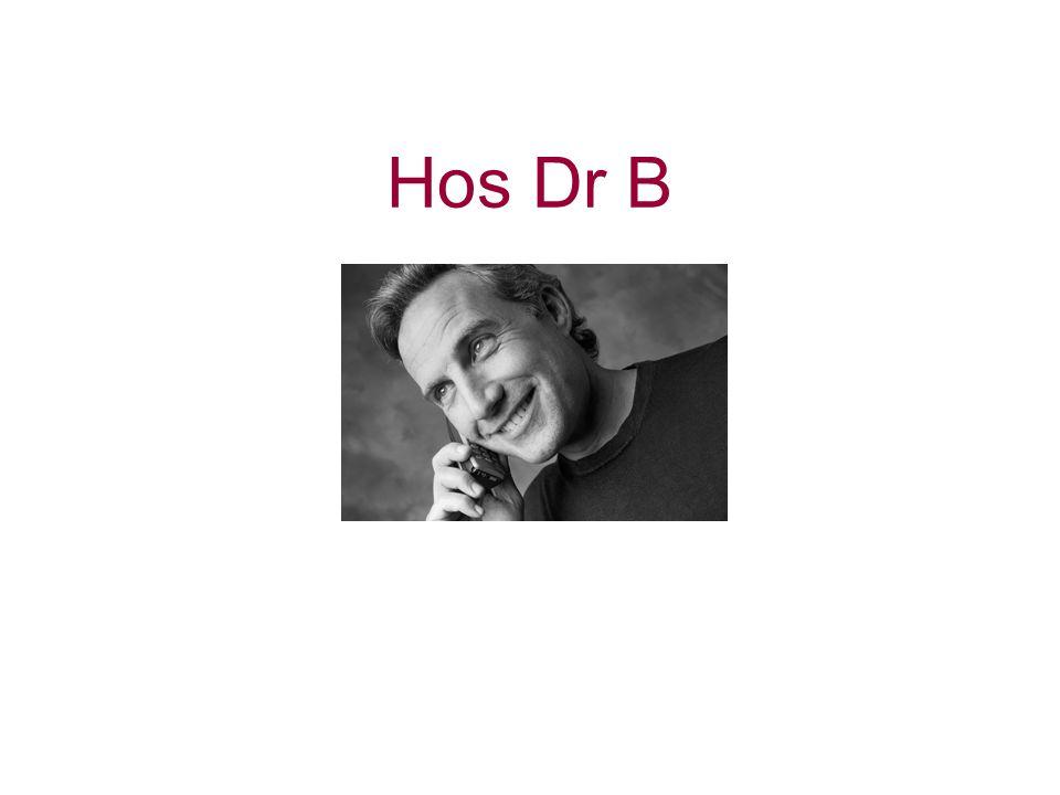 Hos Dr B