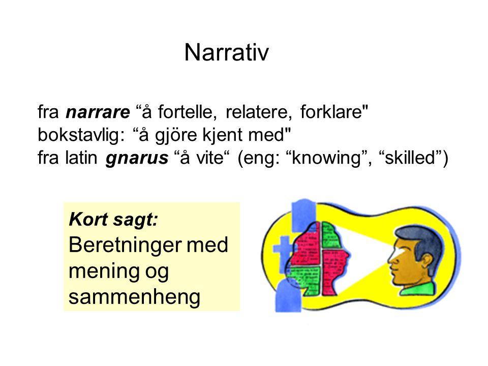 Narrativ