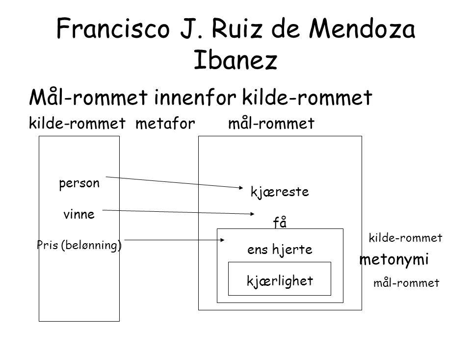 Francisco J. Ruiz de Mendoza Ibanez