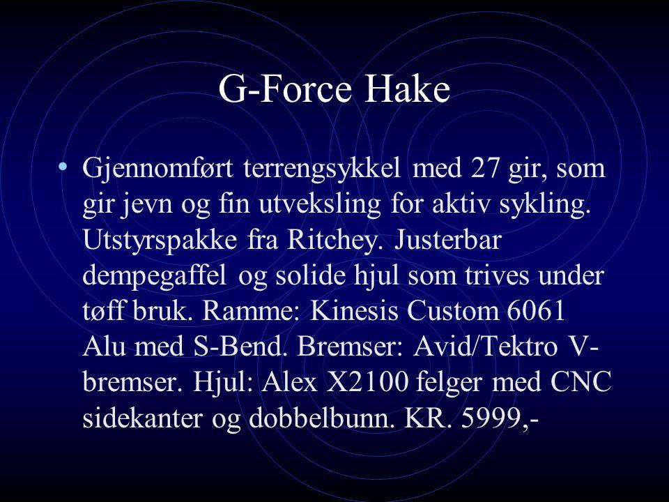 G-Force Hake