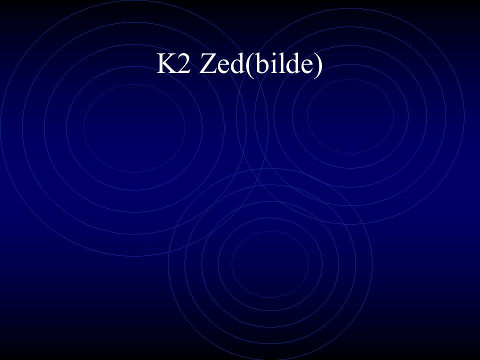 K2 Zed(bilde)