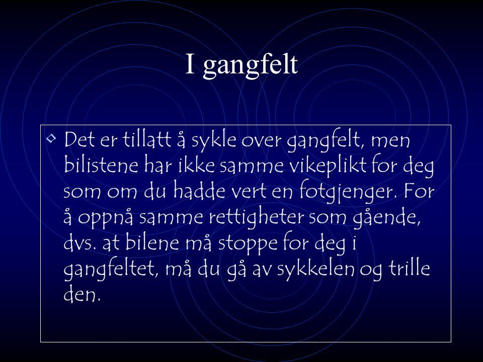 I gangfelt