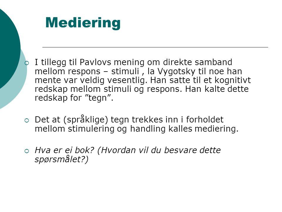 Mediering