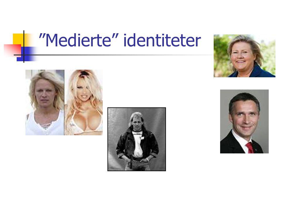 Medierte identiteter