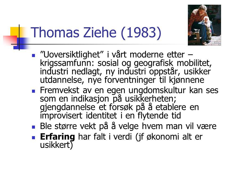 Thomas Ziehe (1983)