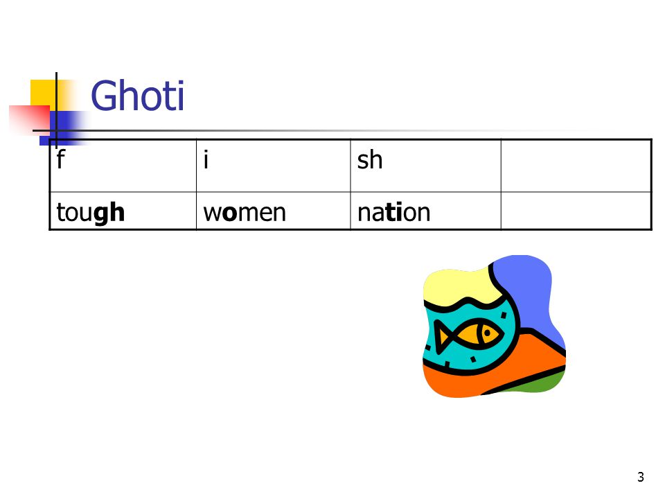 Ghoti f i sh tough women nation