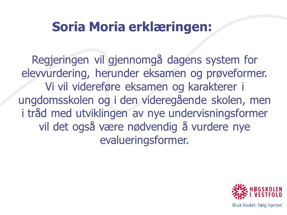 Soria Moria erklæringen: