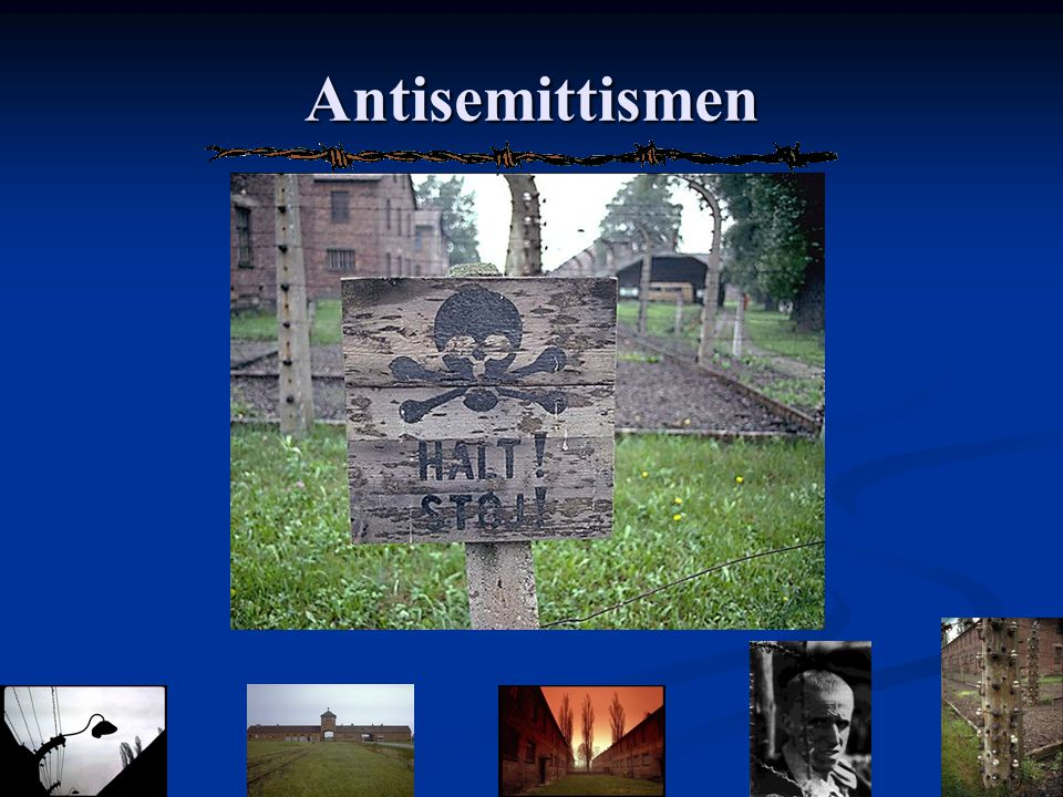 Antisemittismen