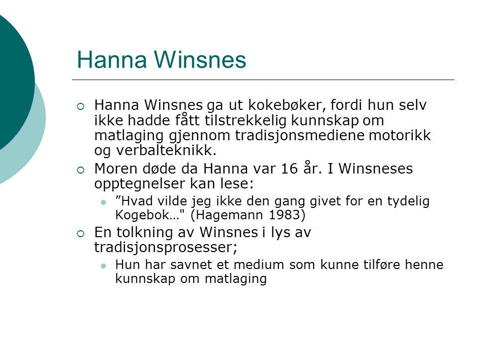 Hanna Winsnes