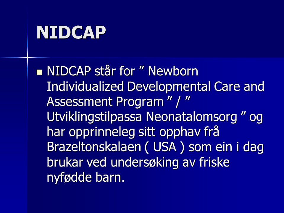 NIDCAP
