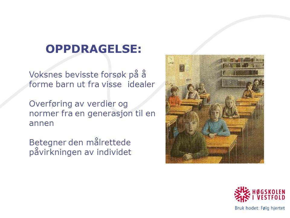 OPPDRAGELSE: