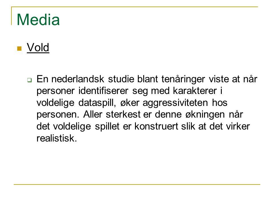 Media Vold.