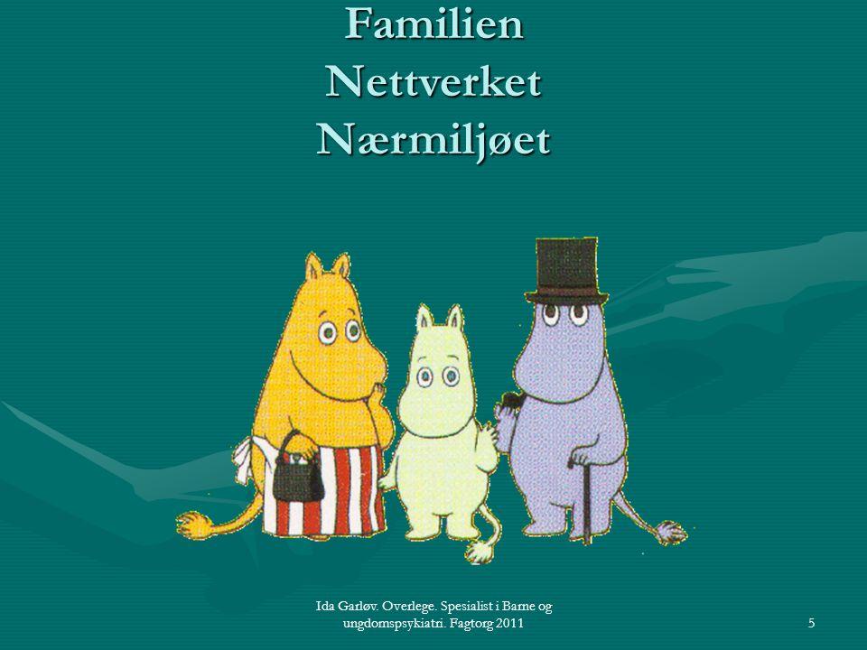Familien Nettverket Nærmiljøet