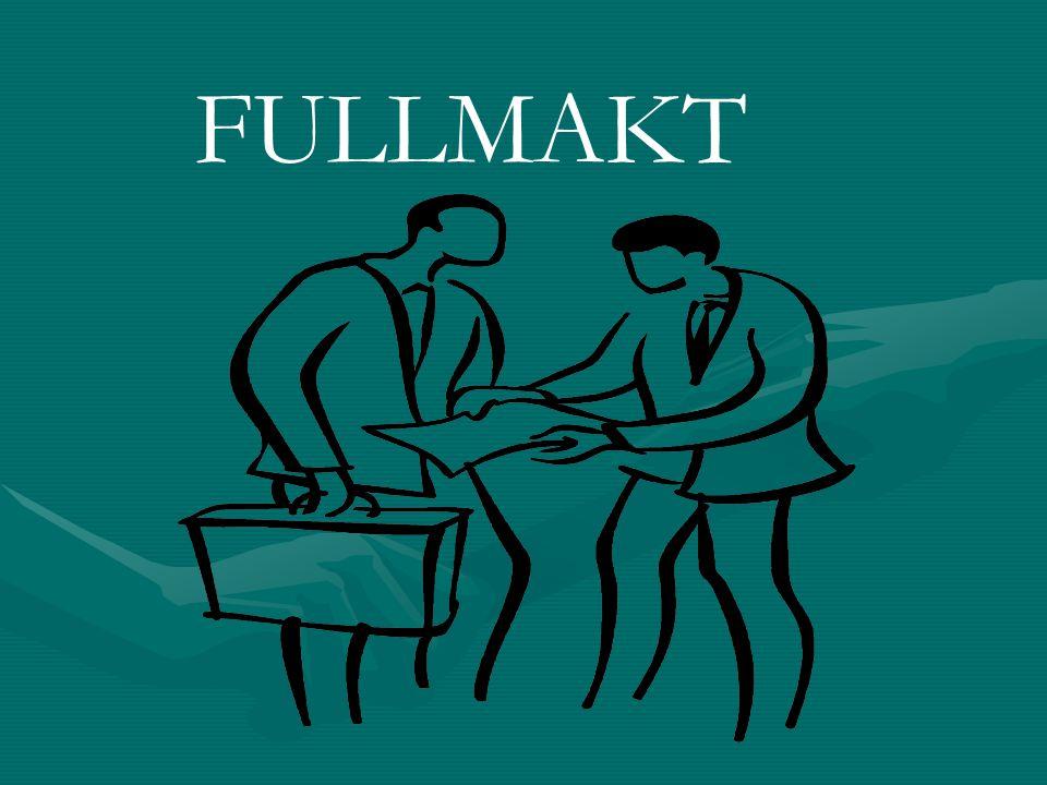 FULLMAKT
