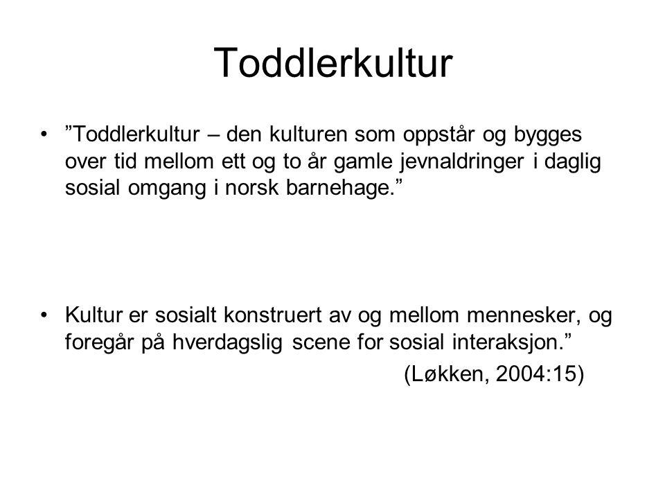 Toddlerkultur