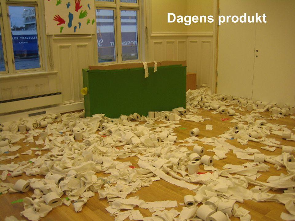 Grimstad 9.mars 09 Dagens produkt.
