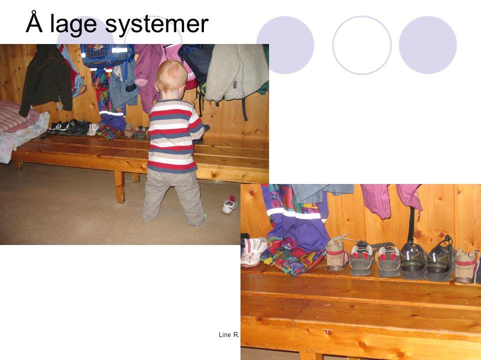 Grimstad 9.mars 09 Å lage systemer.