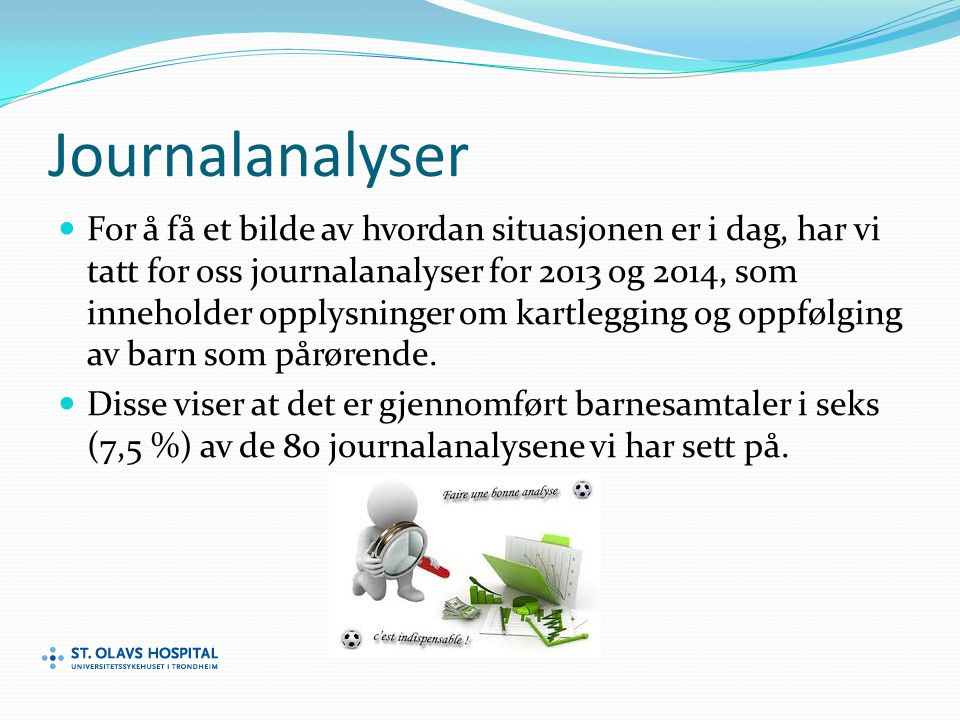 Journalanalyser