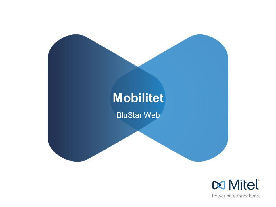 Mobilitet BluStar Web