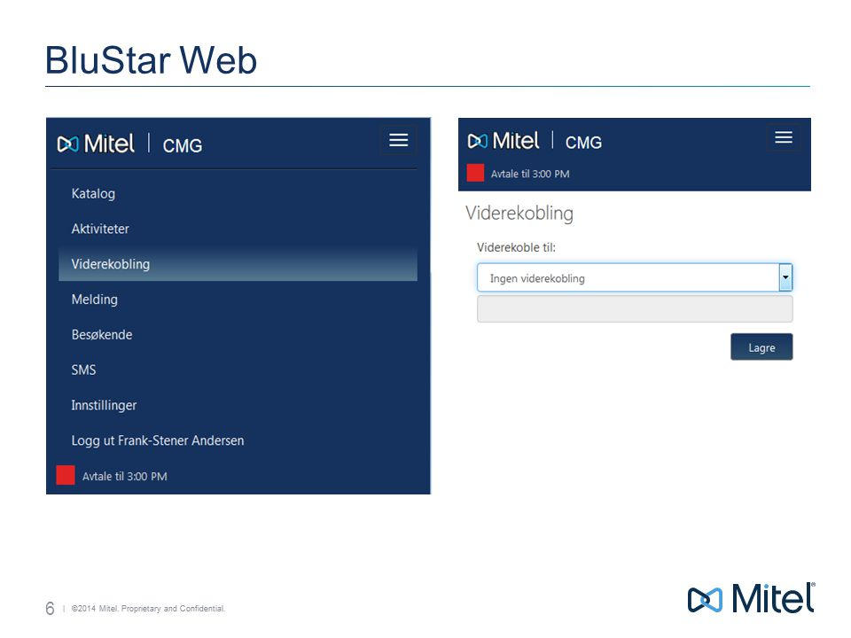 BluStar Web