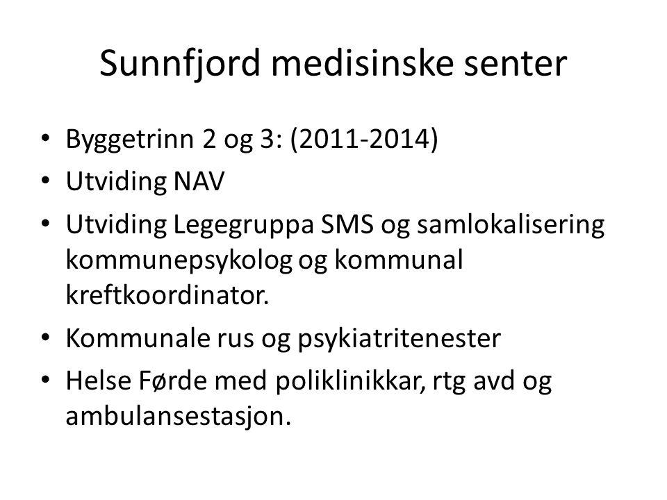 Sunnfjord medisinske senter