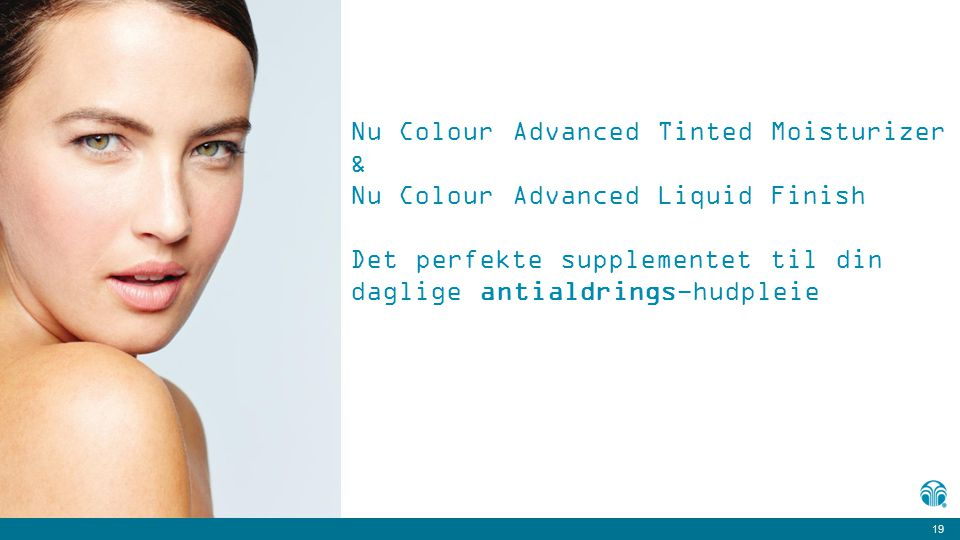 Nu Colour Advanced Tinted Moisturizer &