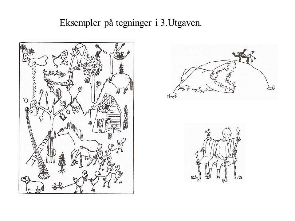 Eksempler på tegninger i 3.Utgaven.