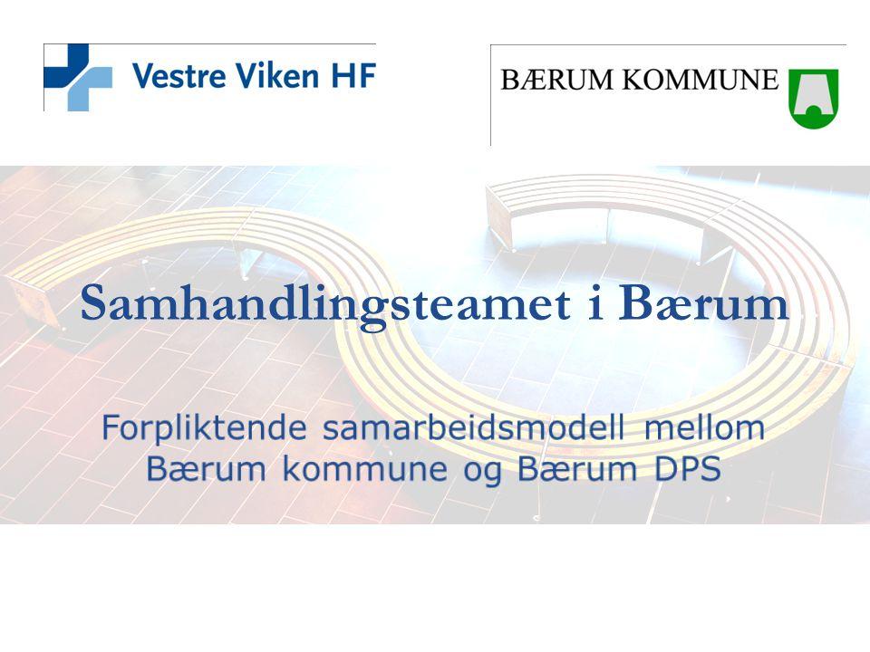 Samhandlingsteamet i Bærum