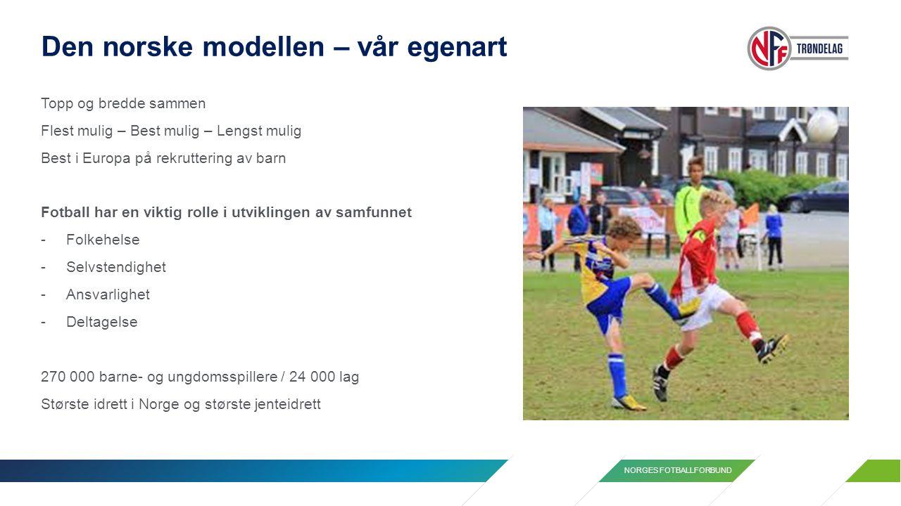 Den norske modellen – vår egenart