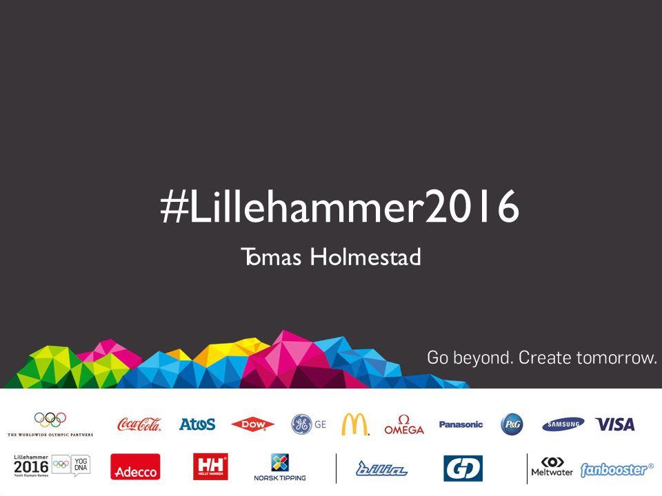 #Lillehammer2016 Tomas Holmestad