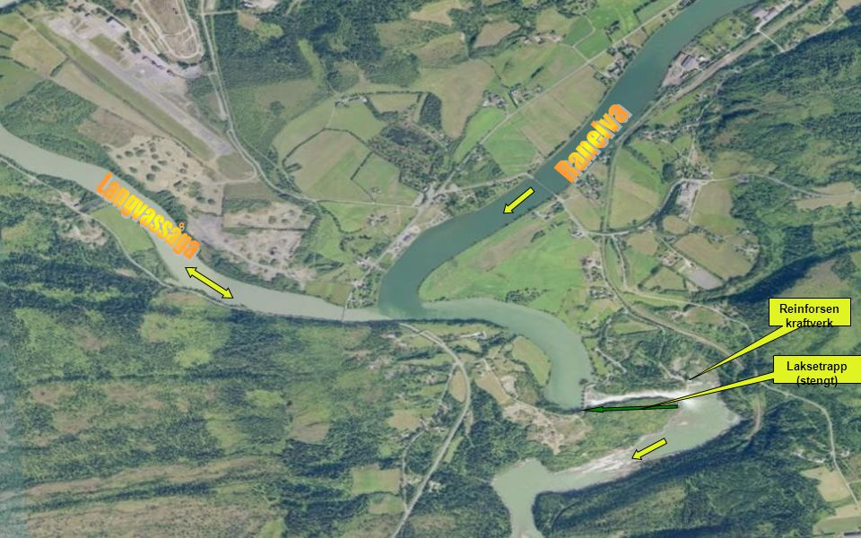 OMDØMME HELGELAND Ranelva Langvassåga 5 Reinforsen kraftverk