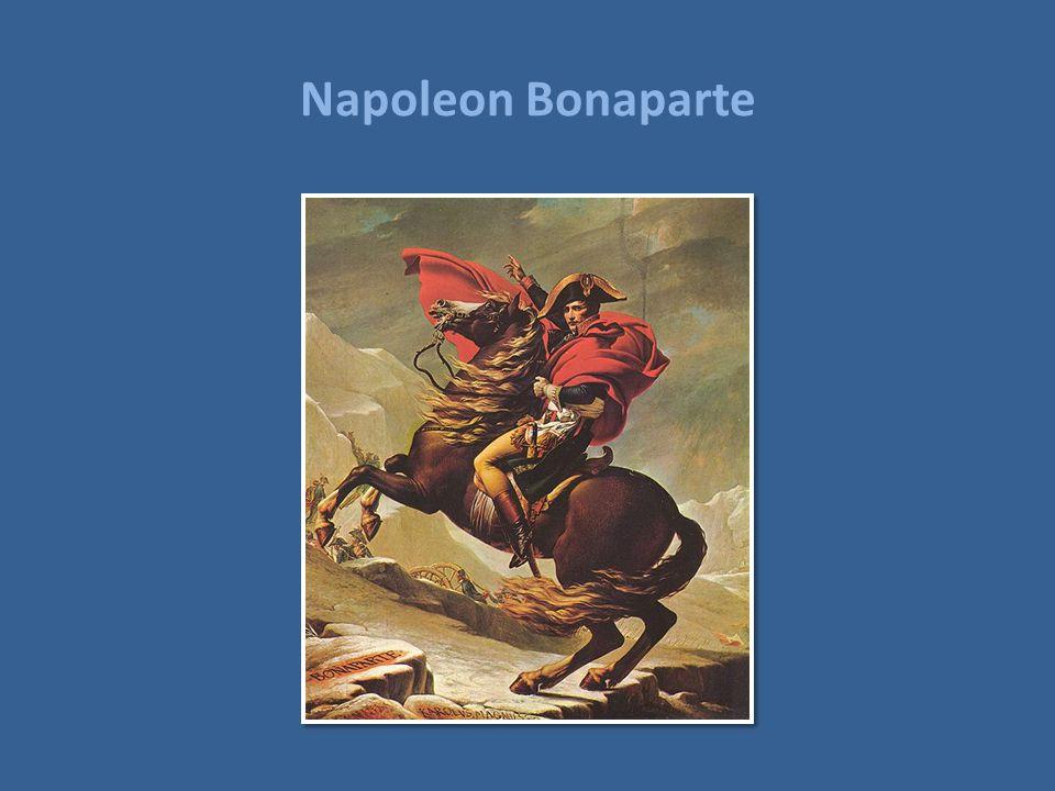 slutte revolusjonen med napoleon