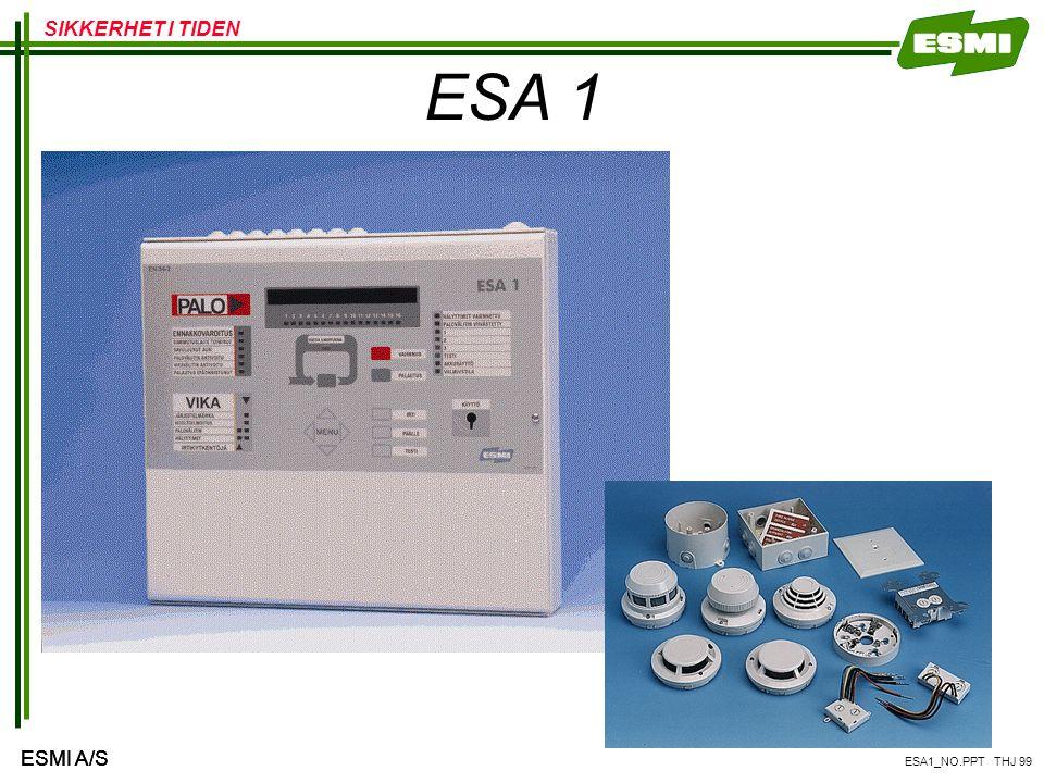 ESA 1