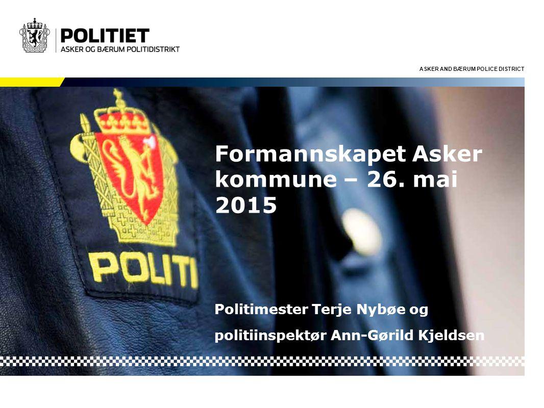 Formannskapet Asker kommune – 26