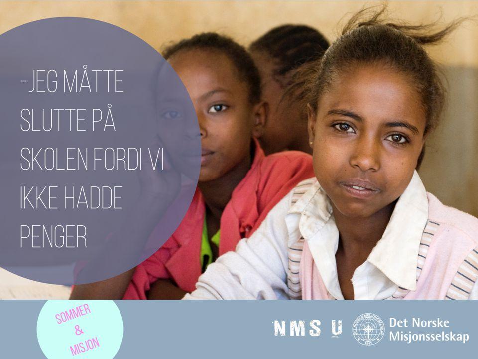 Sufiya tilhører en muslimsk folkegruppe i Etiopia som inntil nylig ble behandlet som slaver. De fire første skoleårene måtte hun slutte flere ganger på grunn av for lite penger. Hun måtte i stedet samle ved, som familien solgte for å livnære seg.