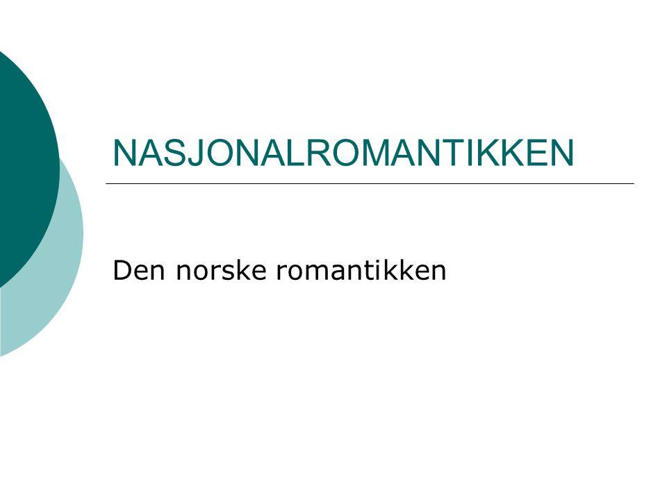 Den norske romantikken