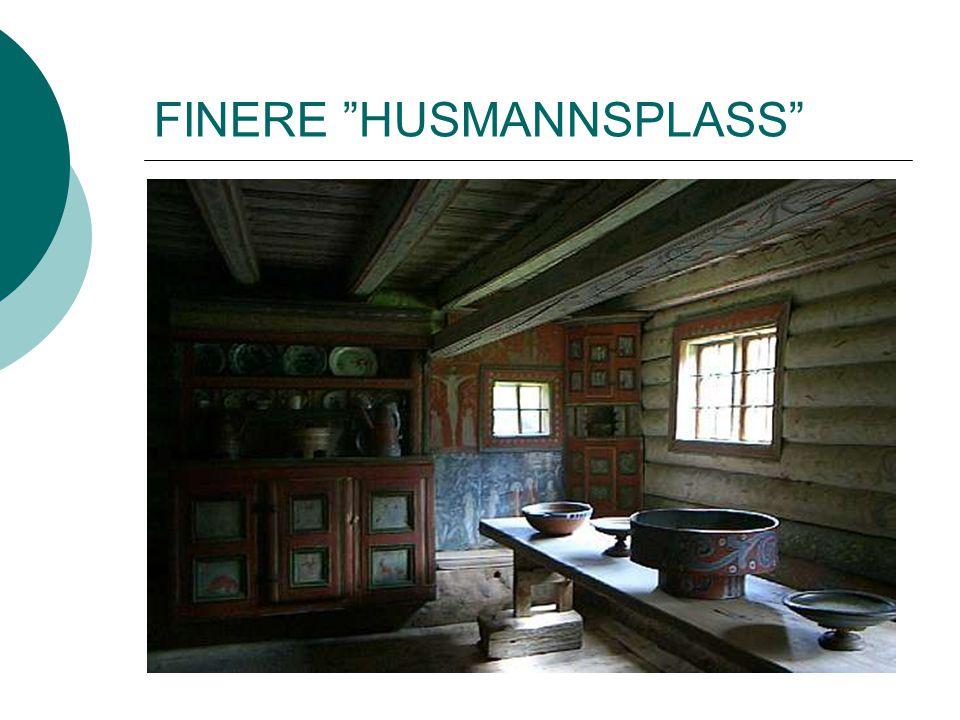 FINERE HUSMANNSPLASS