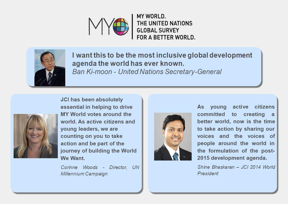 Ban Ki-moon - United Nations Secretary-General