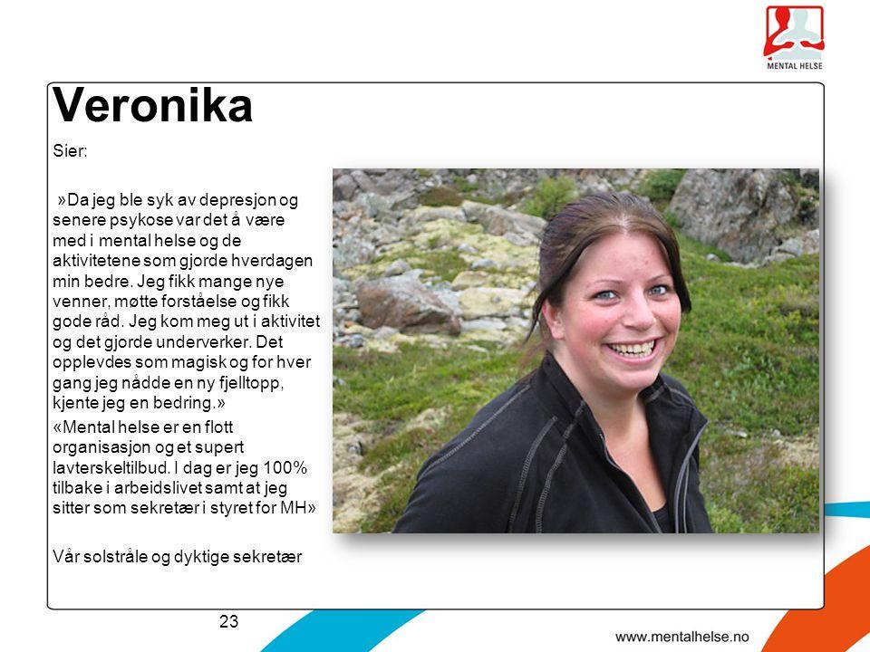 Veronika Sier: