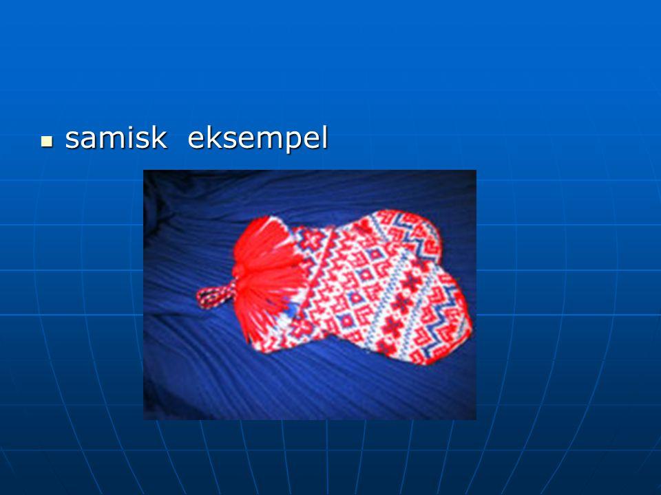 samisk eksempel