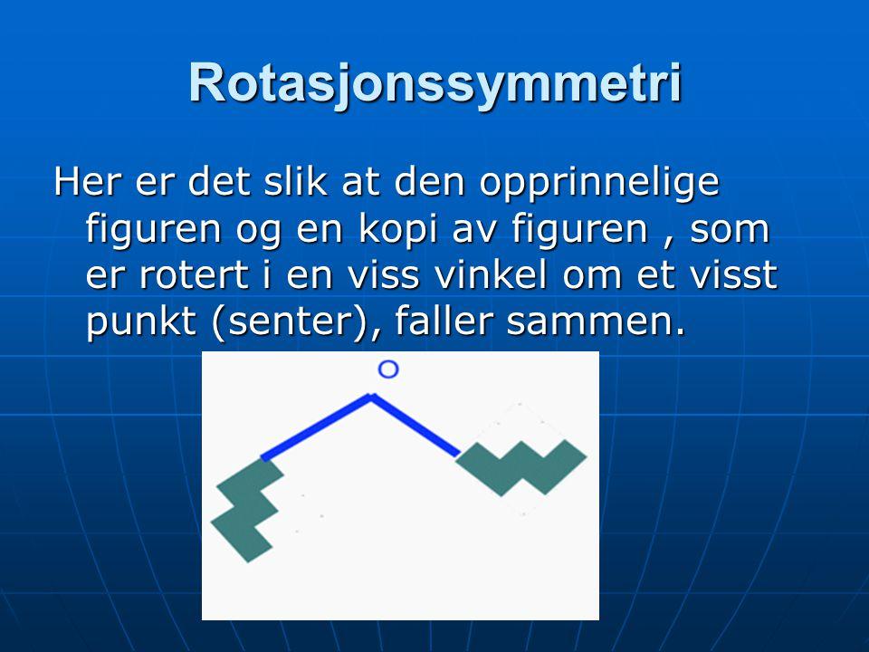 Rotasjonssymmetri