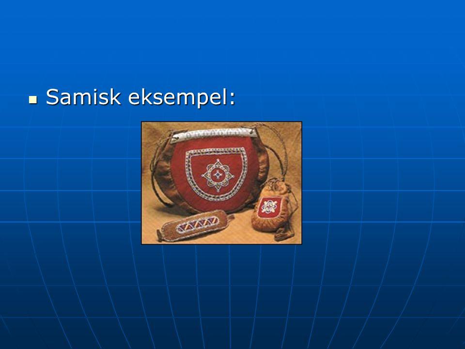 Samisk eksempel: