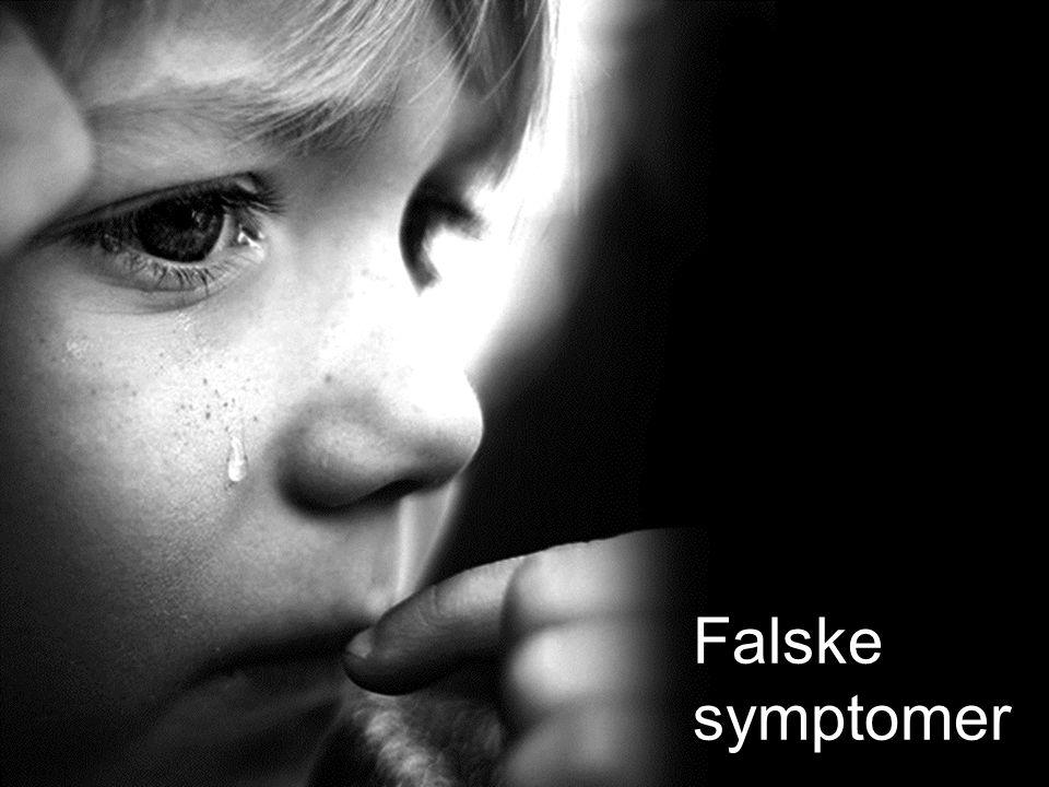 Falske symptomer