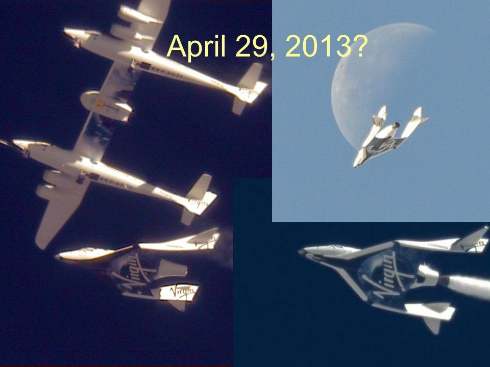 April 29, 2013