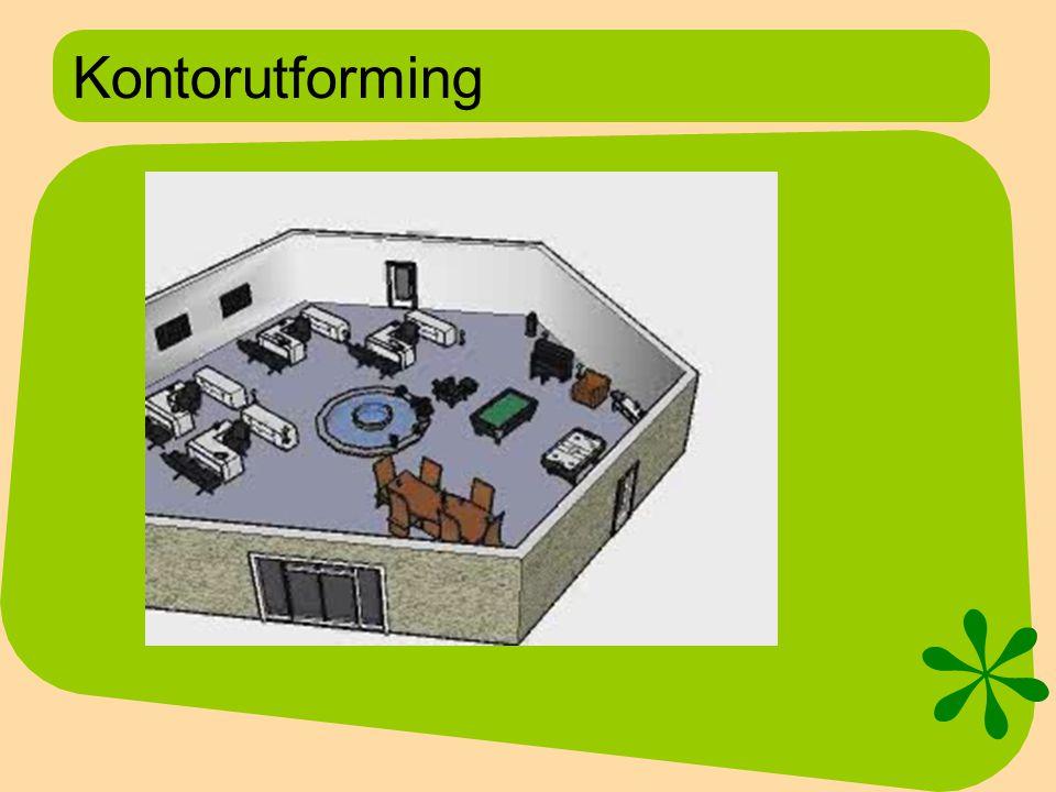 Kontorutforming